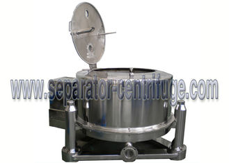 China Alcohol Washing And Drying Pharma Centrifuge Machine For Cannabis Extraction supplier