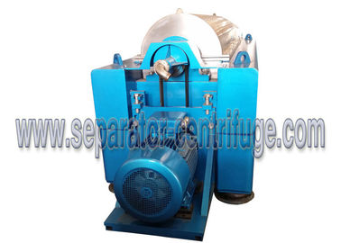 China Continuous Operation Decanter Centrifuges for Drilling Mud Separation Controlled by PLC supplier