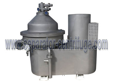 China Westfalia Structure High Speed Automatic Continuous CIP Disc Stack Centrifuges Filtration Systems For Coconut Oil supplier