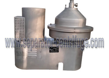 China High Performance Self Cleaning Separator - Centrifuge Brewery System supplier