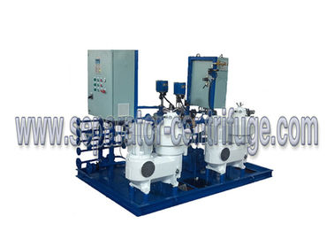 China Diesel Oil Treatment Skid Power Plant Equipments 1 Megawatt Power Plant For Generating Station supplier