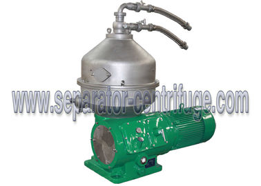 China Automatic 3 Phase Separator Centrifuge Filtration Systems Continuous Palm Oil Bowl Centrifuge supplier