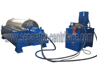 China Large Volume Drilling Mud Centrifuge with Horizontal Structure supplier