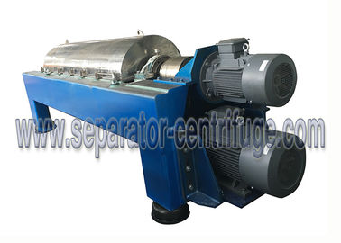 China Fish Oil Separation Large Volume Anti-Corrosive 3 Phase Centrifuge Decanter supplier