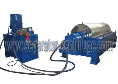 China Model PDC Decanter Separating Machine Crude Oil Centrifuge For Sunflower Oil supplier