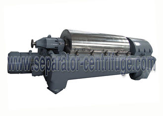 China Horizontal Corrosion Resistance Titanium Separator - Centrifuge Decanter 5500rpm supplier