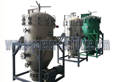 China Plate Type Food Grade PNYB Series Hermetic Pressure Leaf Filter supplier