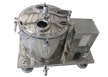 China ISO Ex - Proof over-current protection Basket Centrifuge Machine For Ethanol Mixture Oil Extraction supplier