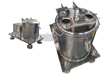 China Industrial Extracting Oil From Plants Basket Type Centrifuge Equipment ISO supplier