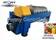 China Large Capacity Continuous Decanter Centrifuges for Fruit Juice Clarifying factory
