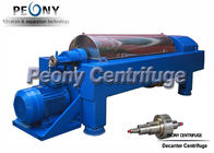 China Large Volume Drilling Mud Centrifuge with Horizontal Structure company