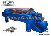 Horizontal Automatic Continuous Oilfield Drilling Mud Centrifuge