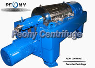 China Full Automatic Decanter Centrifuges Machine Water And Solid Separator factory