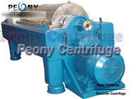 China Horizontal Decanter Centrifuge Wastewater Treatment Plant Equipment company