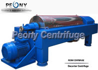 China Horizontal Separating Crude Palm Oil Decanter Centrifuge For Beverage Technology factory