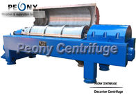 China PLC Control Coal Slurry Dewater Decanter Centrifuges In Industry factory