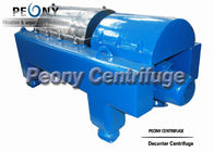 China PLC Control Water Sludge Decanter Centrifuge Continuous Centrifuge With SKF Bearing factory