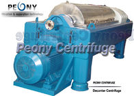 China Automatic Continuous Decanter Centrifuge Machine for Slaughterhouse Waste Treatment factory