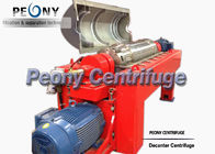 China Continuous Operation Decanter Centrifuges Machine For Light Industry factory