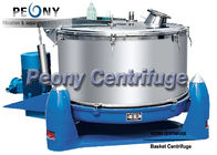 China 3 Column PTDM Manual Food Centrifuge / Filtrating Equipment with Intermittent Operation factory