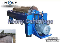 China Easy Operate Program Control Decanter Wastewater Treatment Plant Equipment company