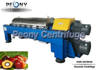 China Industrial Scale Automatic 3-Phase Decanter Centrifuge for Palm Oil company
