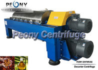 China Corrosion Resistant  Horizontal 3 Phase Centrifuge for Palm Oil Separation factory