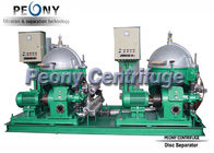 China 14000LPH 3-phase Oil Water Solid Centrfiugal Oil Separator Full Hydraulic factory