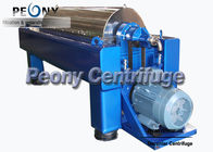China Oil Field Decanting Centrifuge / Drilling Mud factory