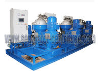 China Peony Automatic Full Discharging 3 Phase Centrifugal Fuel Oil Separator factory