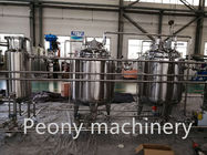 Low Temperature Floodable Separator Centrifuge For Separating Solvent From Extracted Material