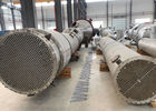 Industrial Shell And Tube Heat Exchanger For Condenser