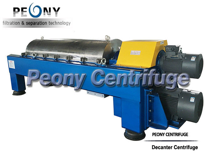 Full automatic 3 phase centrifuge decanter for fish meat for How long does fish oil stay in your system