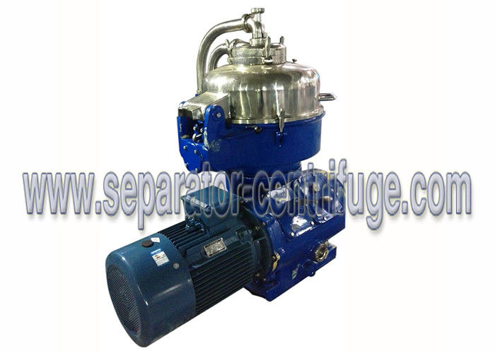 High Precision Sieving Starch 3 Phase Decanter Separator For Cassava Corn  Wheat