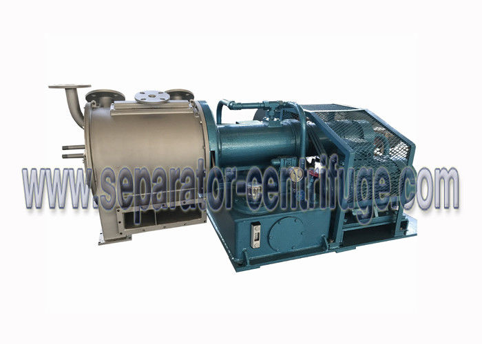Chemical Continuous Salt Centrifuge Pusher Centrifuge For Citric Acid