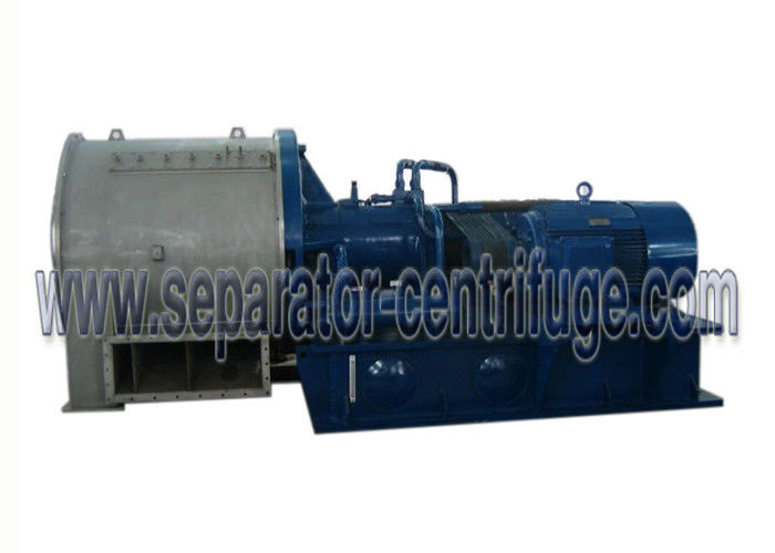 Automatic Continuous 2 Stage Basket Centrifuge For Potassium Chloride