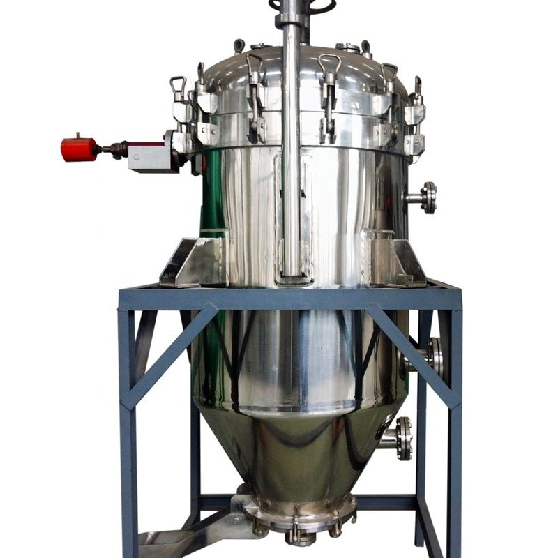 Widely Used Automatic Pressure Leaf Filter for Liquid - Solid Separation