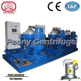 3 Phase Oil Centrifuge Machine Fuel Oil Hadling System Disc Diesel Oil Centrifuge
