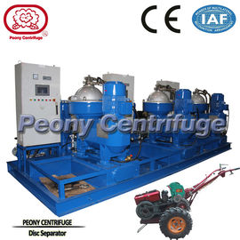 Professional Waste Oil Centrifuge Separator Module Low Power Consumption