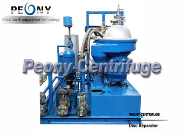 China Disc Separator For Fuel Oil Handling Sysytem , Two Phase Separator distributor