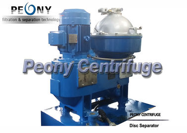 China LO Selfcleaning Marine Fuel Oil Handling System Disc Separator for Power Station distributor