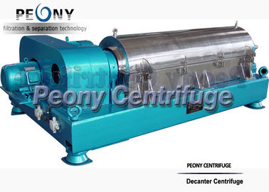 China Stainless Steel 3 Phase Fish Oil And Fish Meal Separation Decanter Centrifuge, Tricanters distributor