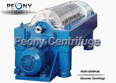 China 3 Phase Liquid Liquid Solid Separation Decanter centrifuges Machine Continuous Tricanter Centrifuge distributor