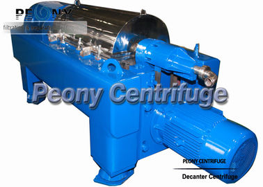 China Sludge Dewatering Complete Equipment / Auto Control System / Wastewater Treatment Plant Equipment distributor