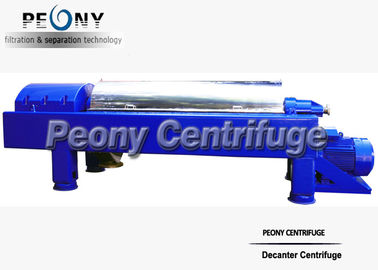China Continuous Operation 2phase Decanter Centrifuges for Drilling Mud and Drilling Fluid Separation distributor