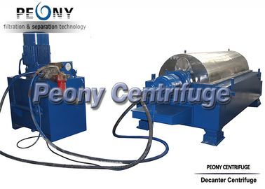Largest Volume Hydraulic Drilling Mud Centrifuge with Horizontal Structure