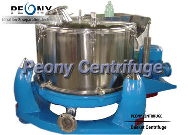 China Stainless Steel Adjustable Pharmaceutical Centrifuge PBL For Chemical , Extraction Machine distributor