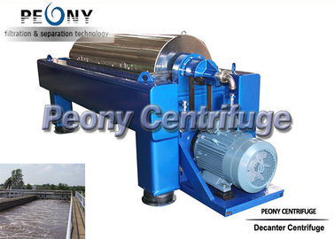China Easy Operate Program Control Decanter Wastewater Treatment Plant Equipment distributor