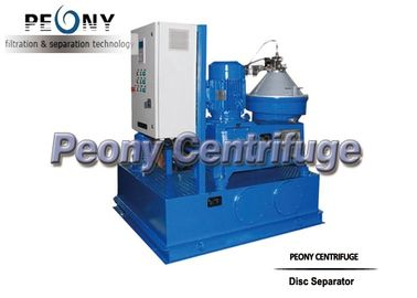 China Industrial Large Capacity Oil Purifying Disc Stack Separator as  Separator distributor