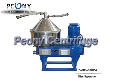 Stainless steel automatic Algae extraction separator, Disc Stack Centrifuges